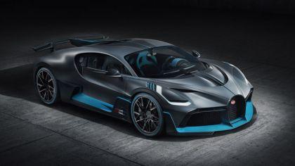 2018 Bugatti Divo 9