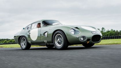 1963 Aston Martin DP215 Grand Touring Competition prototype 6