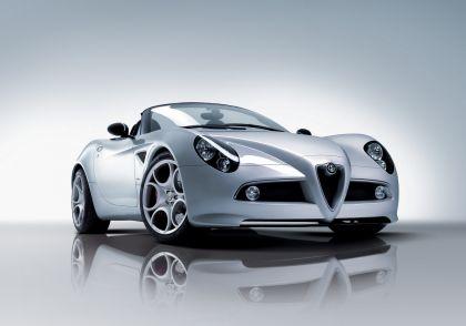 2008 Alfa Romeo 8C Competizione spider 1