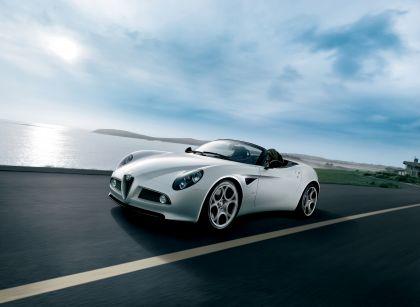 2008 Alfa Romeo 8C Competizione spider 4