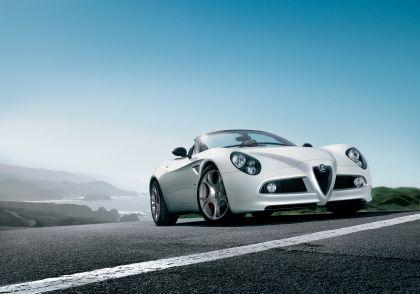 2008 Alfa Romeo 8C Competizione spider 6