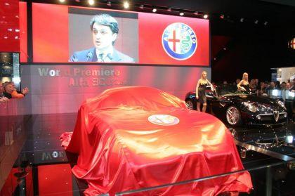 2008 Alfa Romeo 8C Competizione spider 18