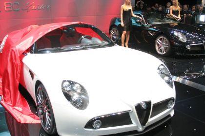 2008 Alfa Romeo 8C Competizione spider 19