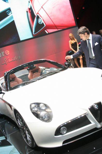 2008 Alfa Romeo 8C Competizione spider 20