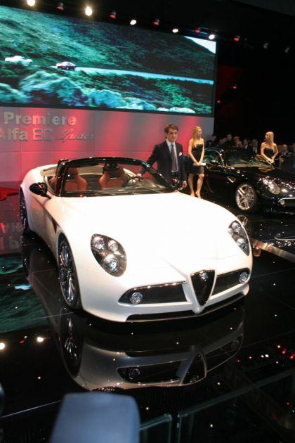 2008 Alfa Romeo 8C Competizione spider 21