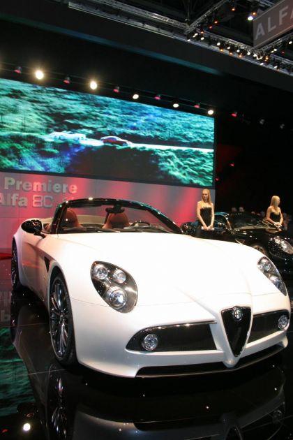 2008 Alfa Romeo 8C Competizione spider 23