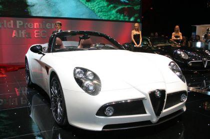 2008 Alfa Romeo 8C Competizione spider 24