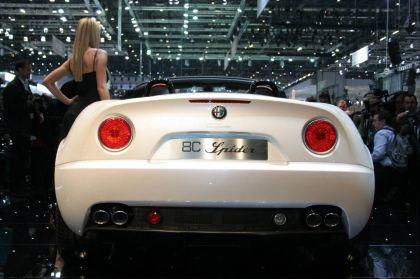 2008 Alfa Romeo 8C Competizione spider 27