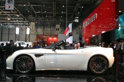 2008 Alfa Romeo 8C Competizione spider 36
