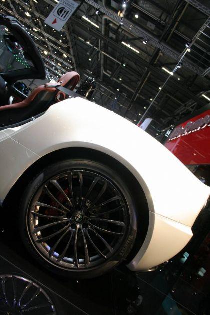 2008 Alfa Romeo 8C Competizione spider 42