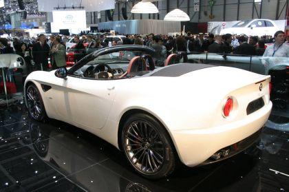 2008 Alfa Romeo 8C Competizione spider 46