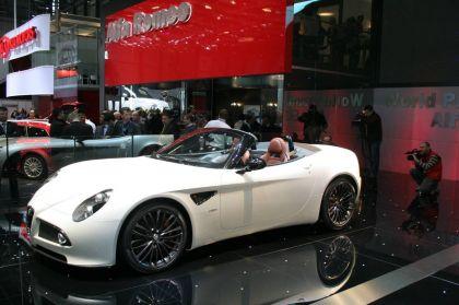 2008 Alfa Romeo 8C Competizione spider 47