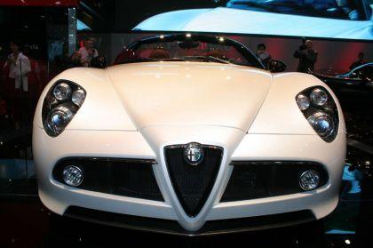 2008 Alfa Romeo 8C Competizione spider 49