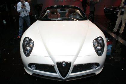 2008 Alfa Romeo 8C Competizione spider 50