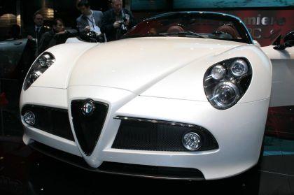 2008 Alfa Romeo 8C Competizione spider 51