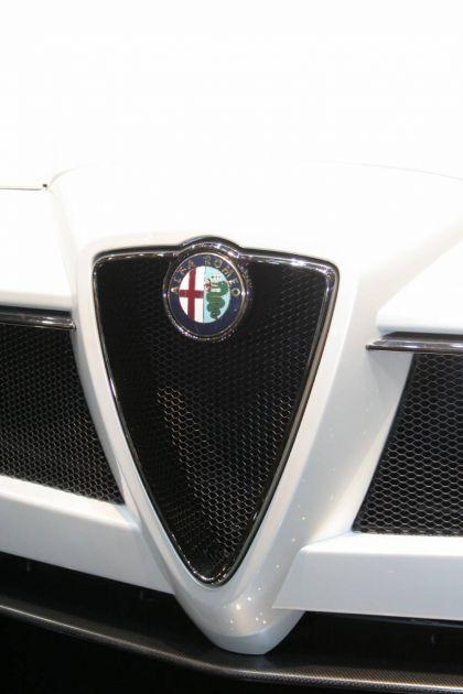 2008 Alfa Romeo 8C Competizione spider 52