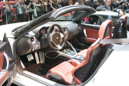 2008 Alfa Romeo 8C Competizione spider 55
