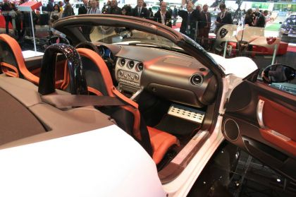 2008 Alfa Romeo 8C Competizione spider 65