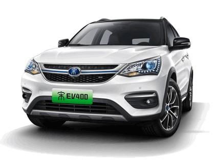 2018 Byd Song EV400 4