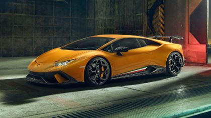 2018 Lamborghini Huracán Performante by Novitec 4