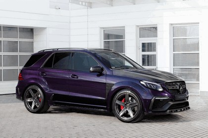 2018 Mercedes-AMG GLE 63s Inferno Violet by TopCar 3