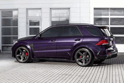 2018 Mercedes-AMG GLE 63s Inferno Violet by TopCar 8