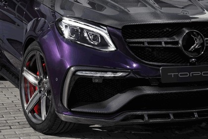 2018 Mercedes-AMG GLE 63s Inferno Violet by TopCar 9