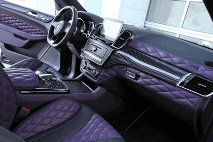 2018 Mercedes-AMG GLE 63s Inferno Violet by TopCar 16