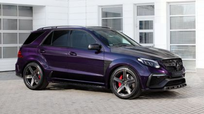2018 Mercedes-AMG GLE 63s Inferno Violet by TopCar 5