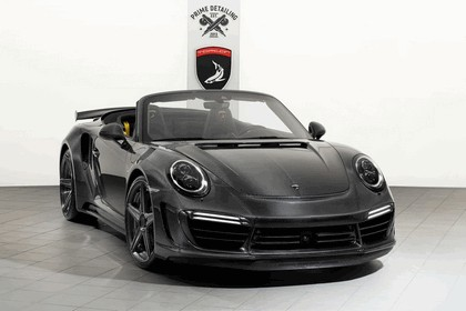 2018 Porsche 911 ( 991 type II ) Turbo S - Stinger GTR Carbon Edition by TopCar 1