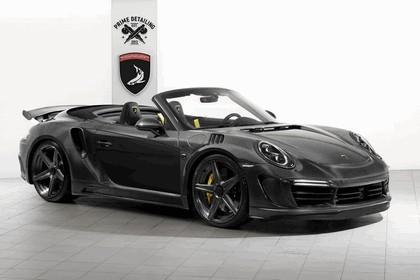 2018 Porsche 911 ( 991 type II ) Turbo S - Stinger GTR Carbon Edition by TopCar 3