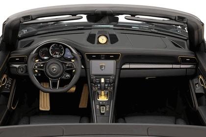 2018 Porsche 911 ( 991 type II ) Turbo S - Stinger GTR Carbon Edition by TopCar 14