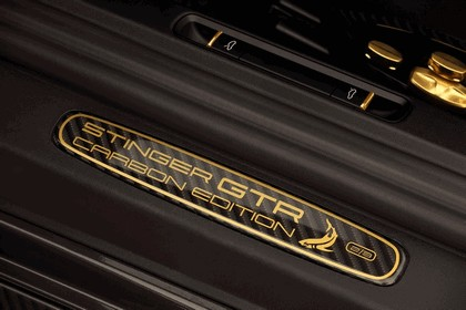 2018 Porsche 911 ( 991 type II ) Turbo S - Stinger GTR Carbon Edition by TopCar 21