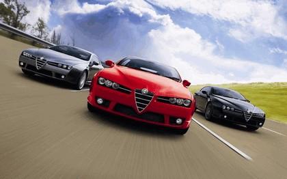 2008 Alfa Romeo Brera S 15