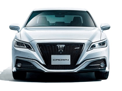 2018 Toyota Crown RS Advance 4