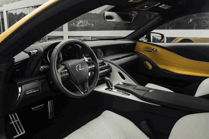 2018 Lexus LC 500 Inspiration concept 10