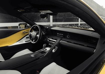 2018 Lexus LC 500 Inspiration concept 12