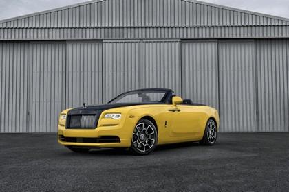 2018 Rolls-Royce Dawn Black Badge 1