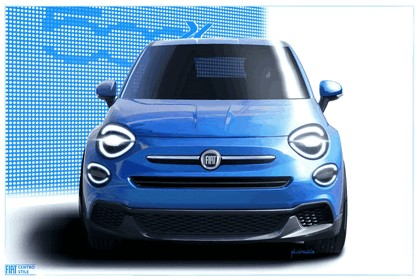 2018 Fiat 500X 67