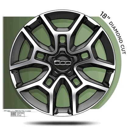 2018 Fiat 500X 77