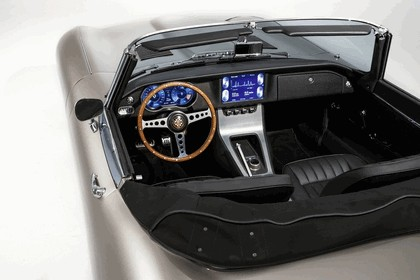 2018 Jaguar E-type electric 4