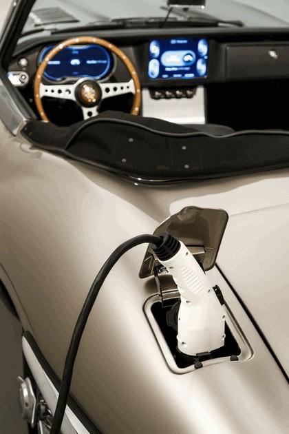 2018 Jaguar E-type electric 5