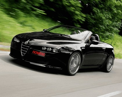 2008 Alfa Romeo Spider by Novitec 6