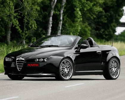 2008 Alfa Romeo Spider by Novitec 10