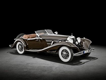 1934 Mercedes-Benz 500 K Special Roadster ( W29 ) 1