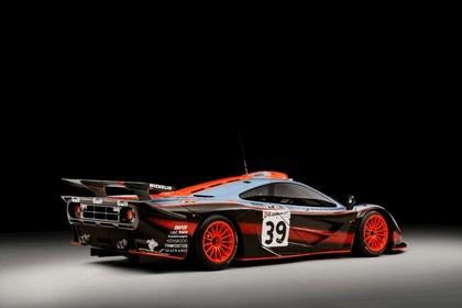 1997 McLaren F1 GTR long tail 25R restoration by MSO 3