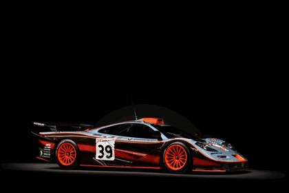 1997 McLaren F1 GTR long tail 25R restoration by MSO 4