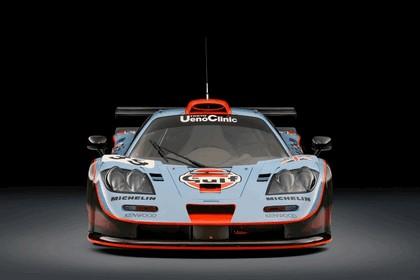 1997 McLaren F1 GTR long tail 25R restoration by MSO 7