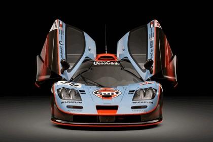 1997 McLaren F1 GTR long tail 25R restoration by MSO 8