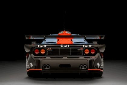 1997 McLaren F1 GTR long tail 25R restoration by MSO 9